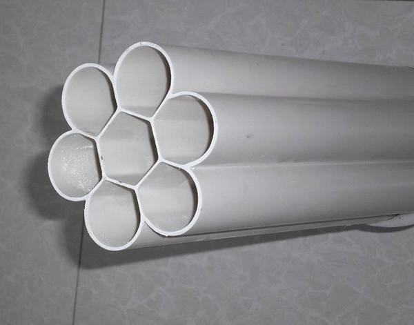 多孔梅花管
