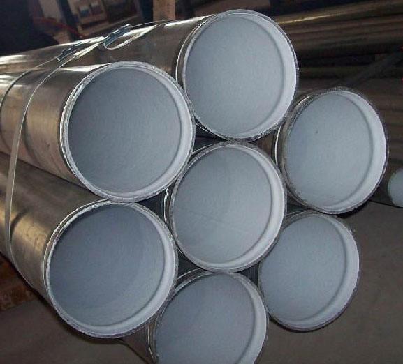 衬塑镀锌钢管